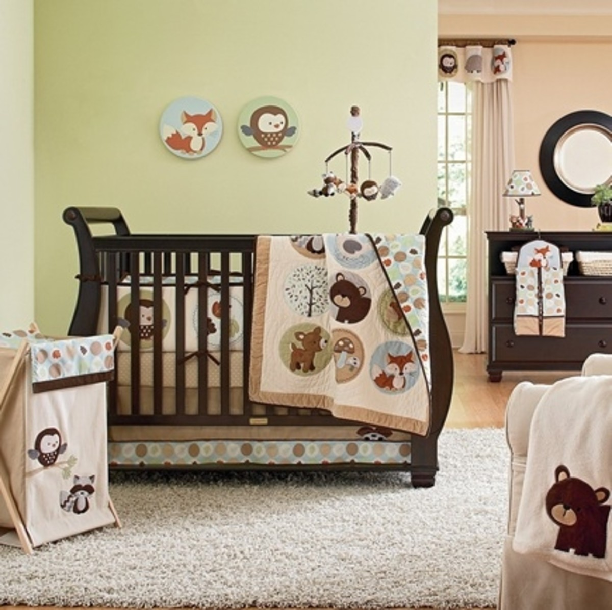 Carters Forest Friends room
