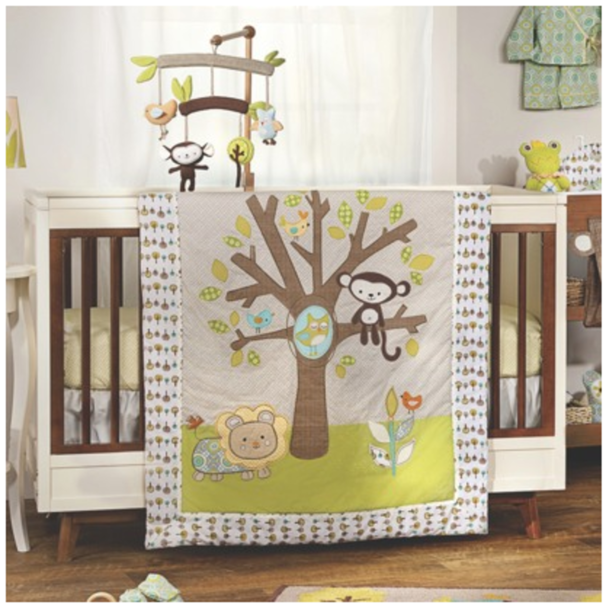 Woodland and Nature Theme Nursery Décor | hubpages