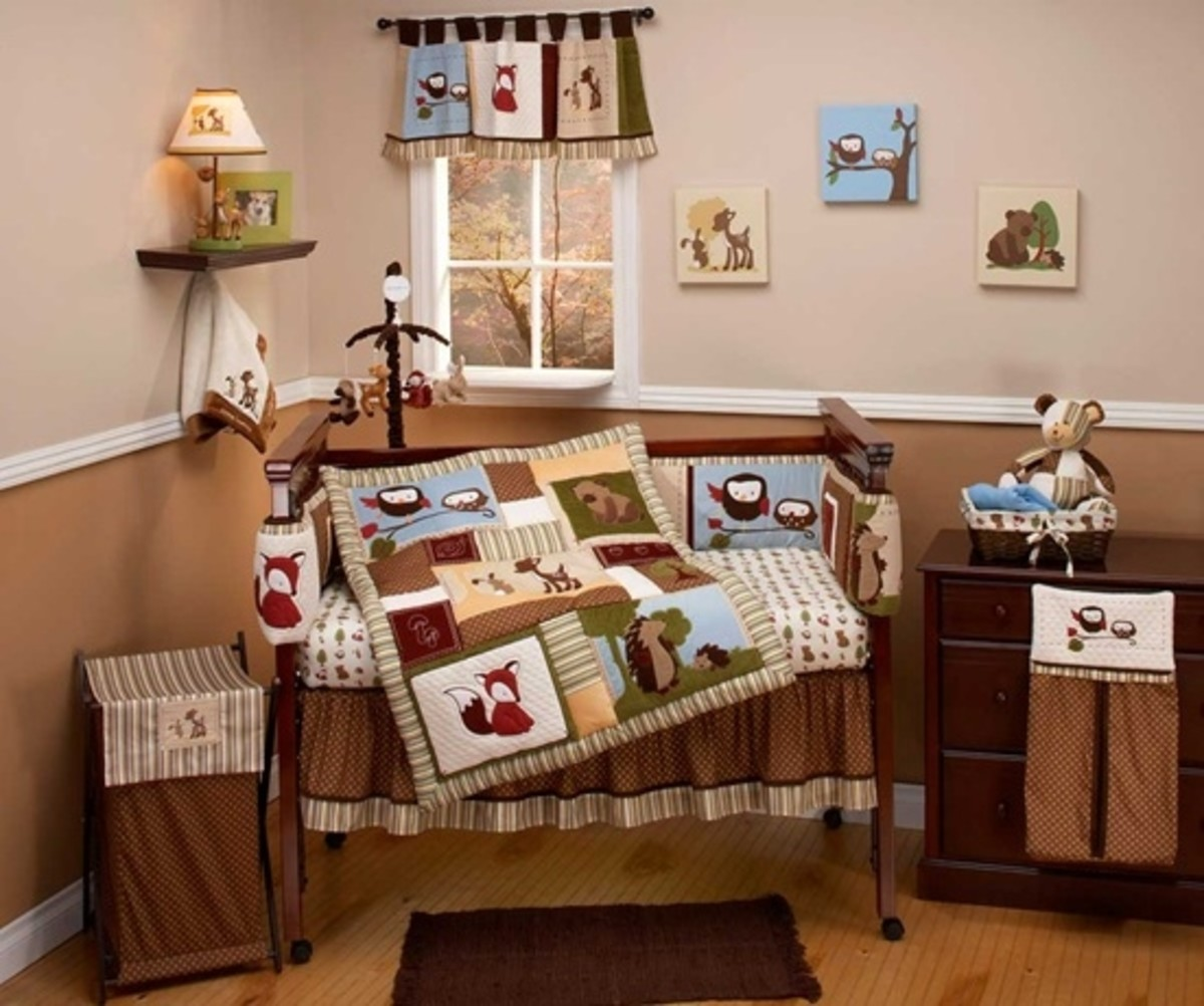 Eddie Bauer Enchanted Hollow Room