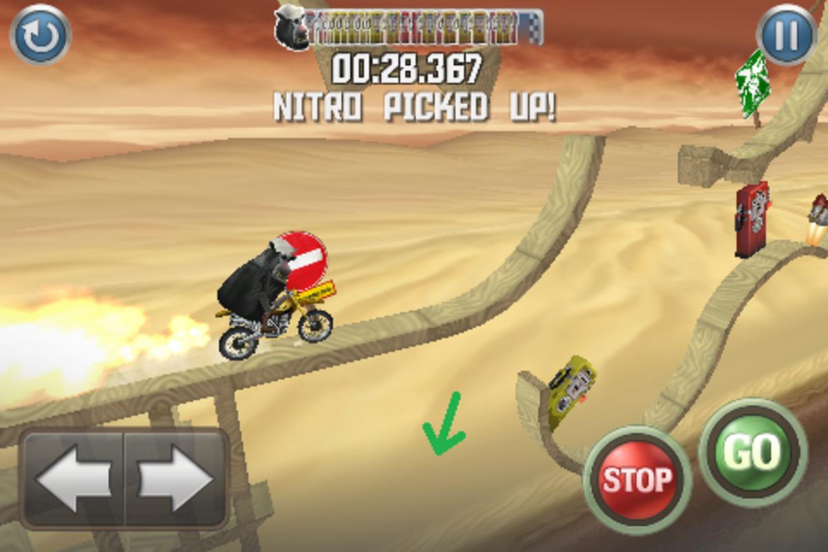 bike-baron-walkthrough-ios-extreme-levels