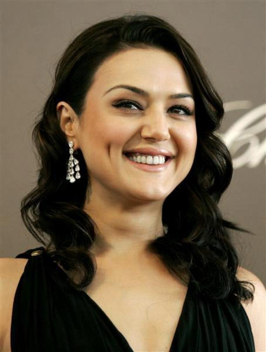 Preity Zinta - Bollywood Actress Profile | HubPages