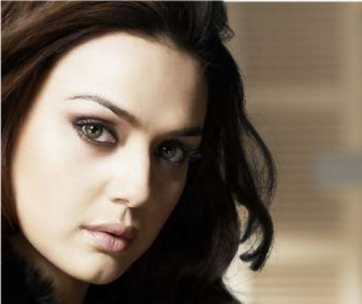 Preity Zinta referred to as the cutest actress in Bollywood