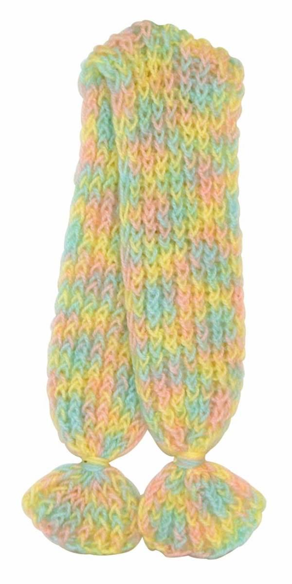 Make a Knifty Knitter Scarf - Figure 8 Wrap