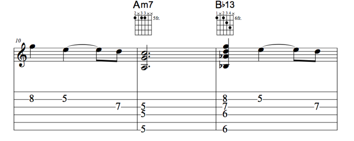 jazz-guitar-moon-river-chord-melody