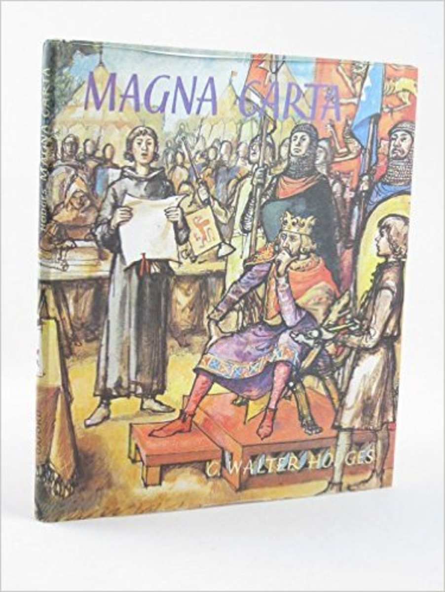 Magna Carta by C. Walter Hodges