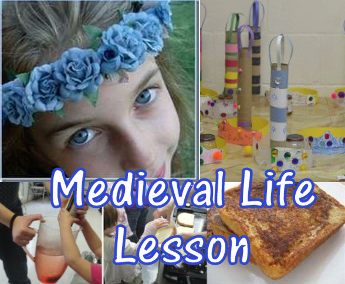 Medieval Life Lesson