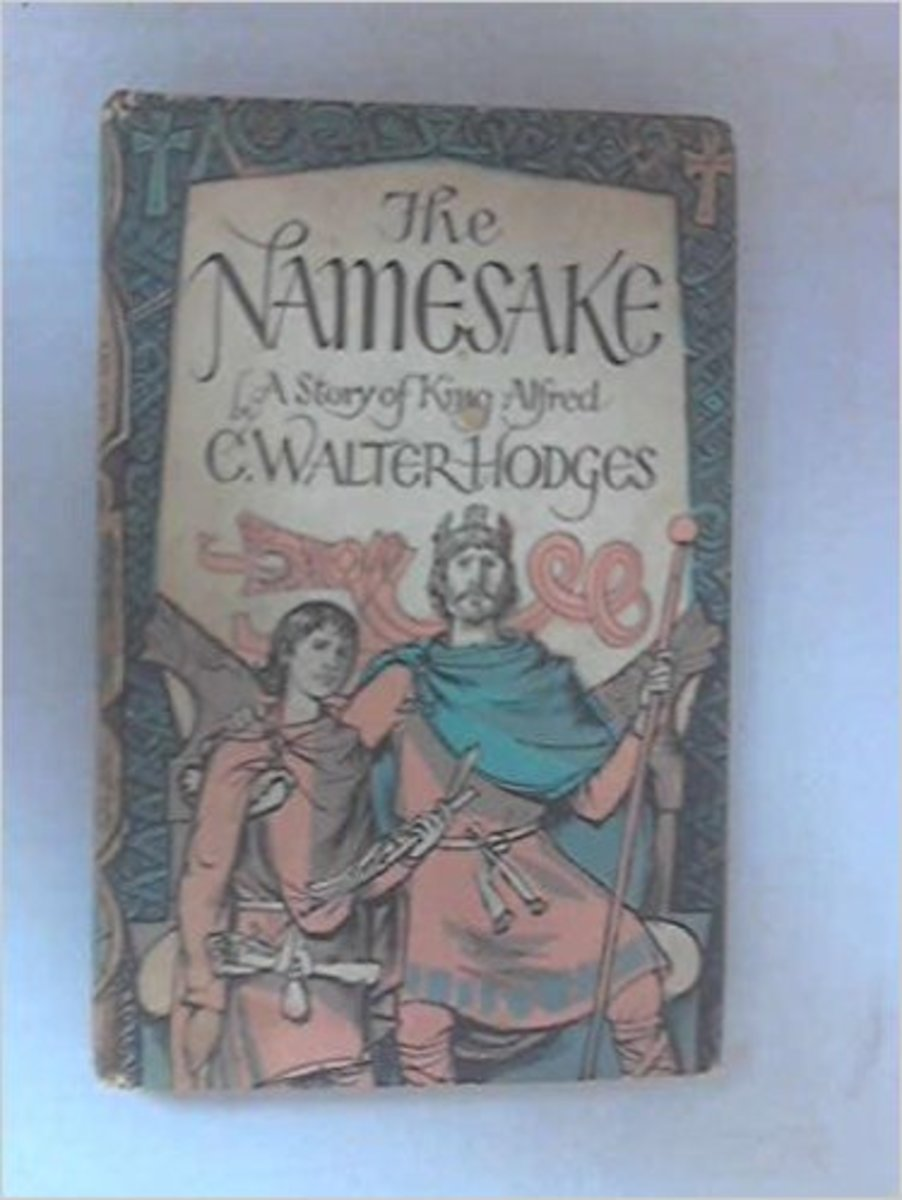 The Namesake: A Story of King Alfred by C. Walter Hodges