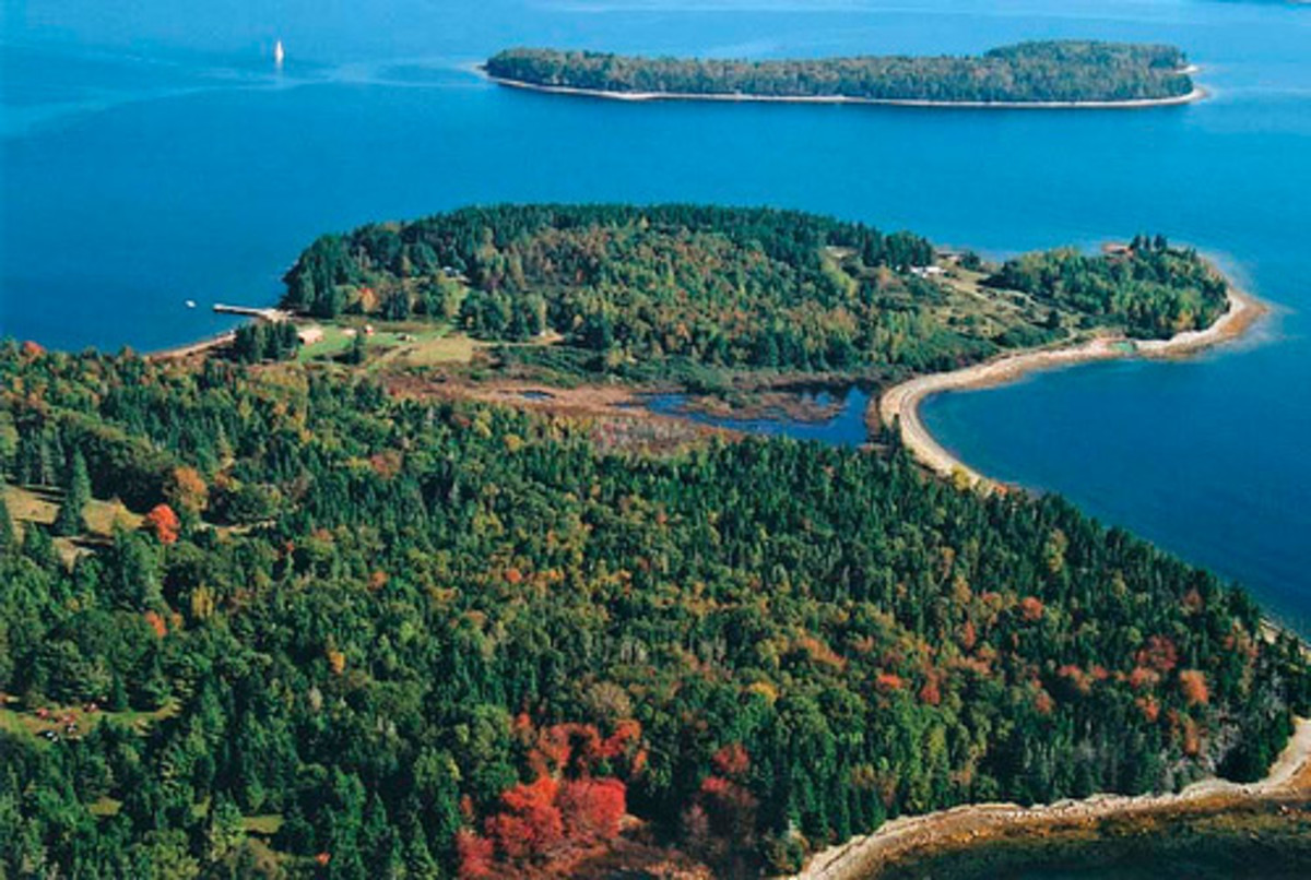 A Very Expensive Hole in Nova Scotia, Canada