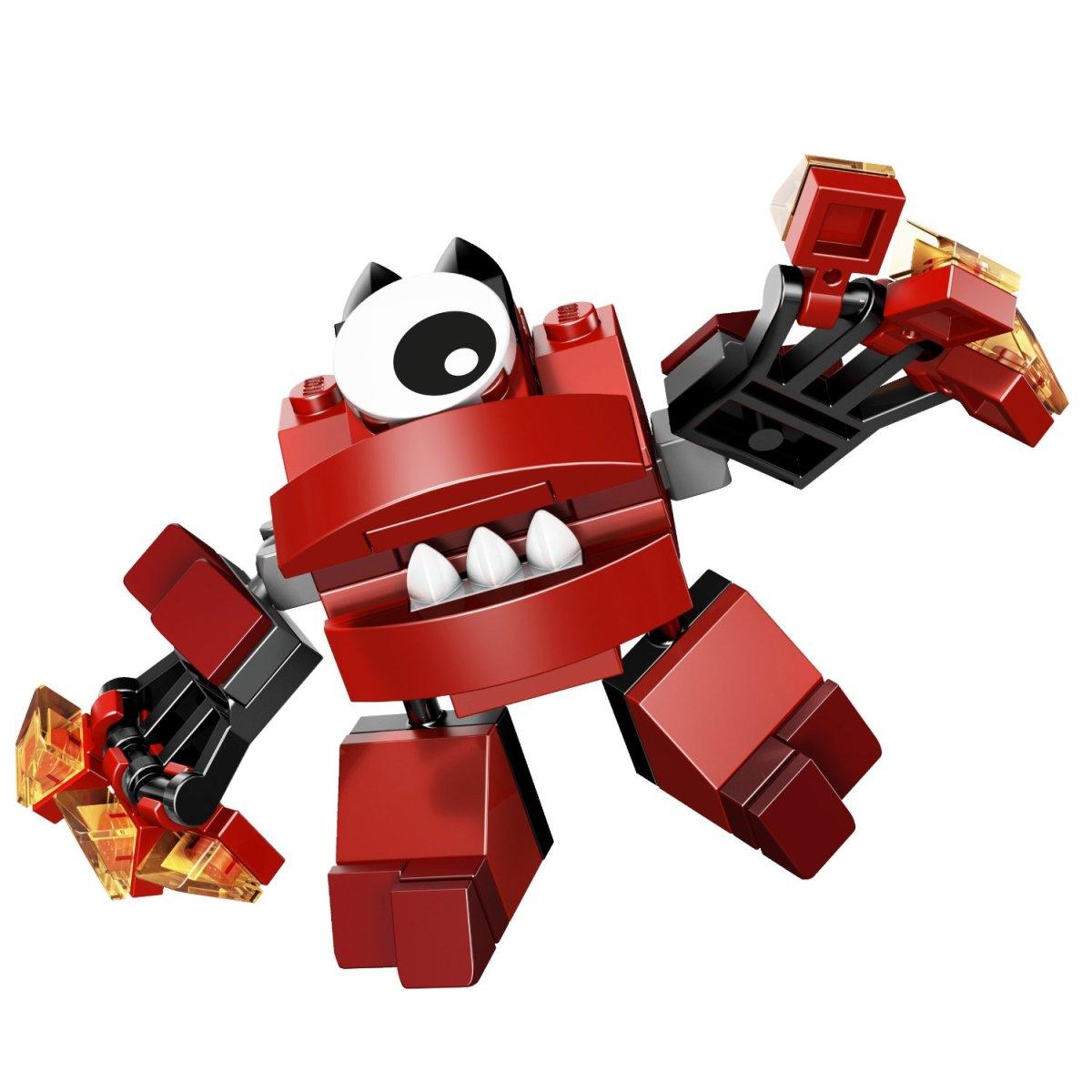 The Lego Mixels Vork