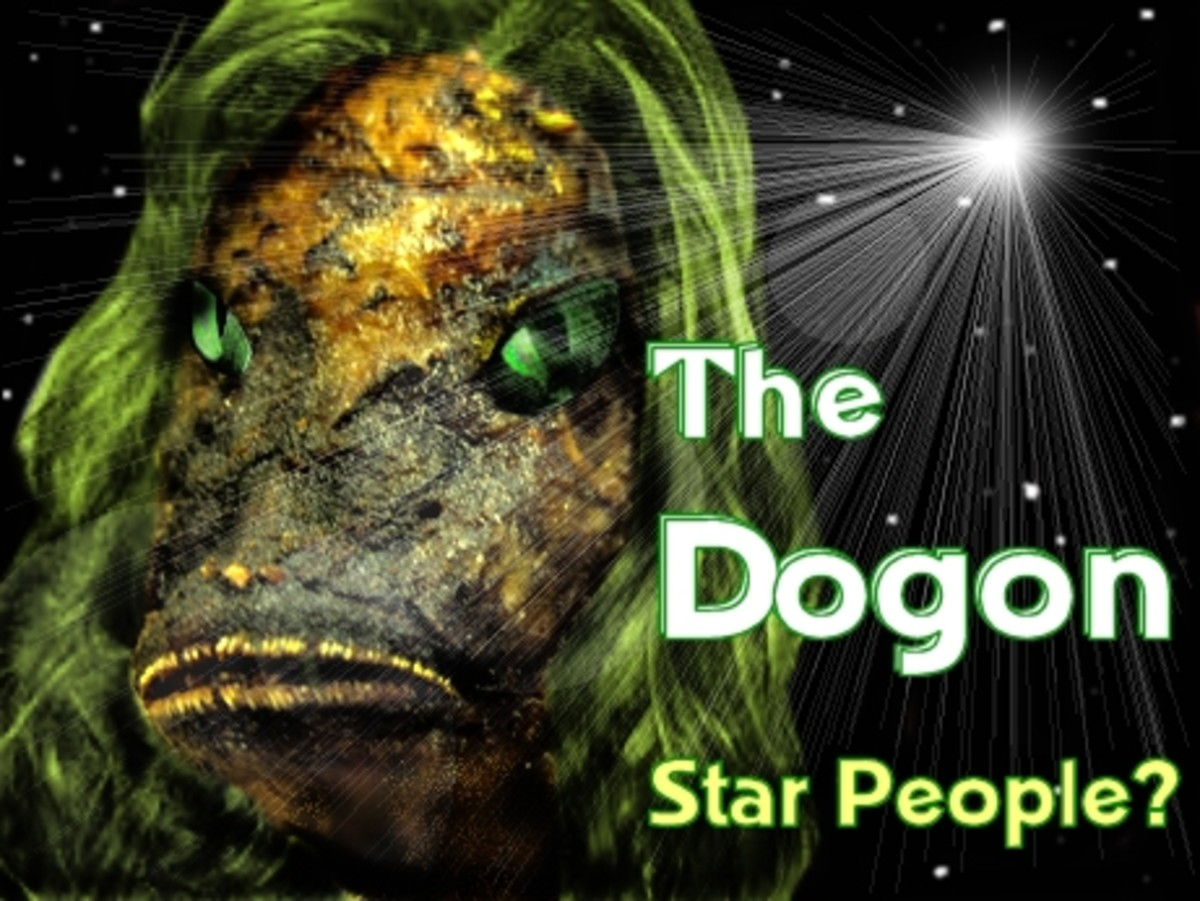 The Dogon - Star people? : Mystery Files