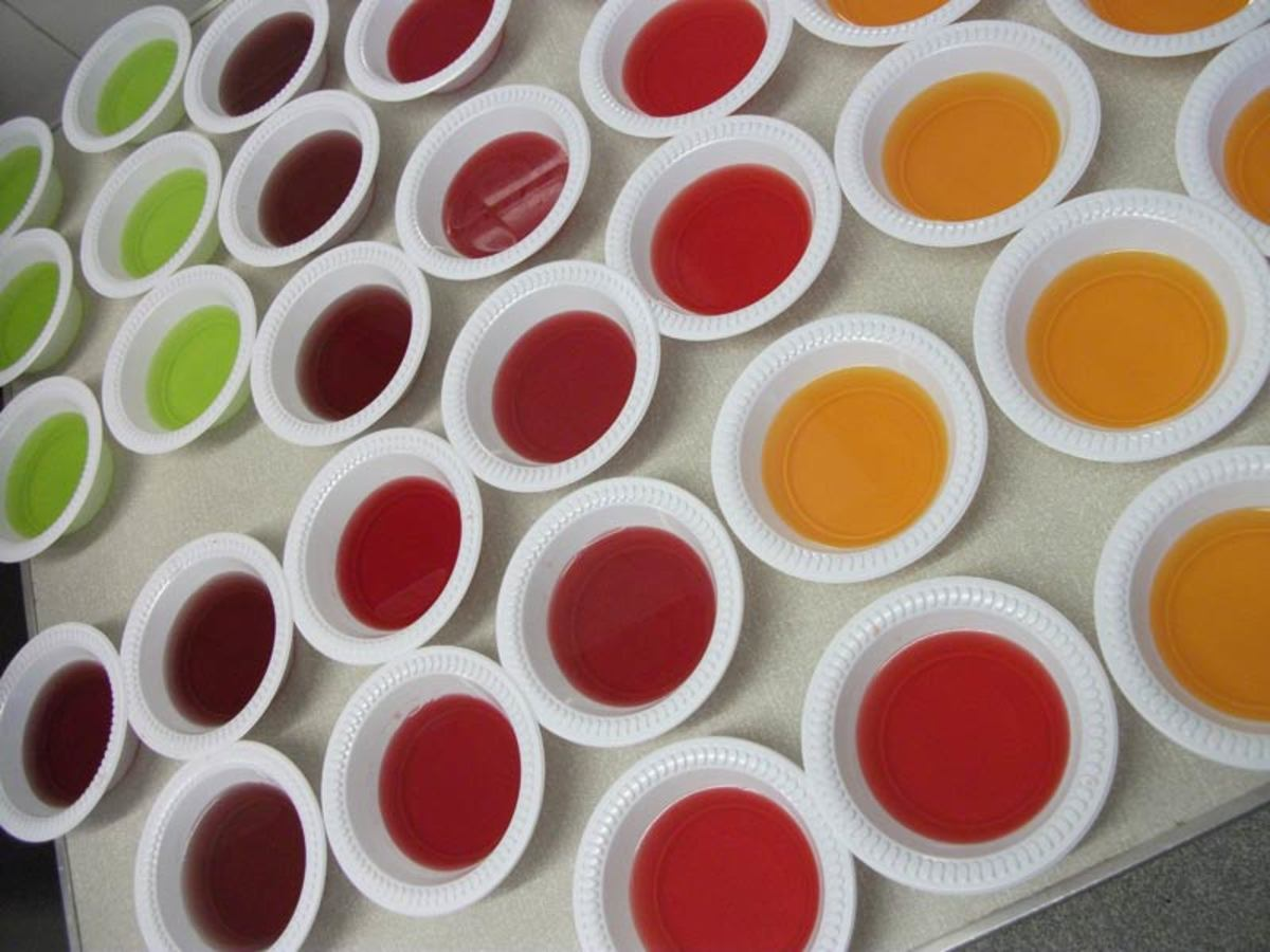 Ever Popular Young Adult Jello Shooters
