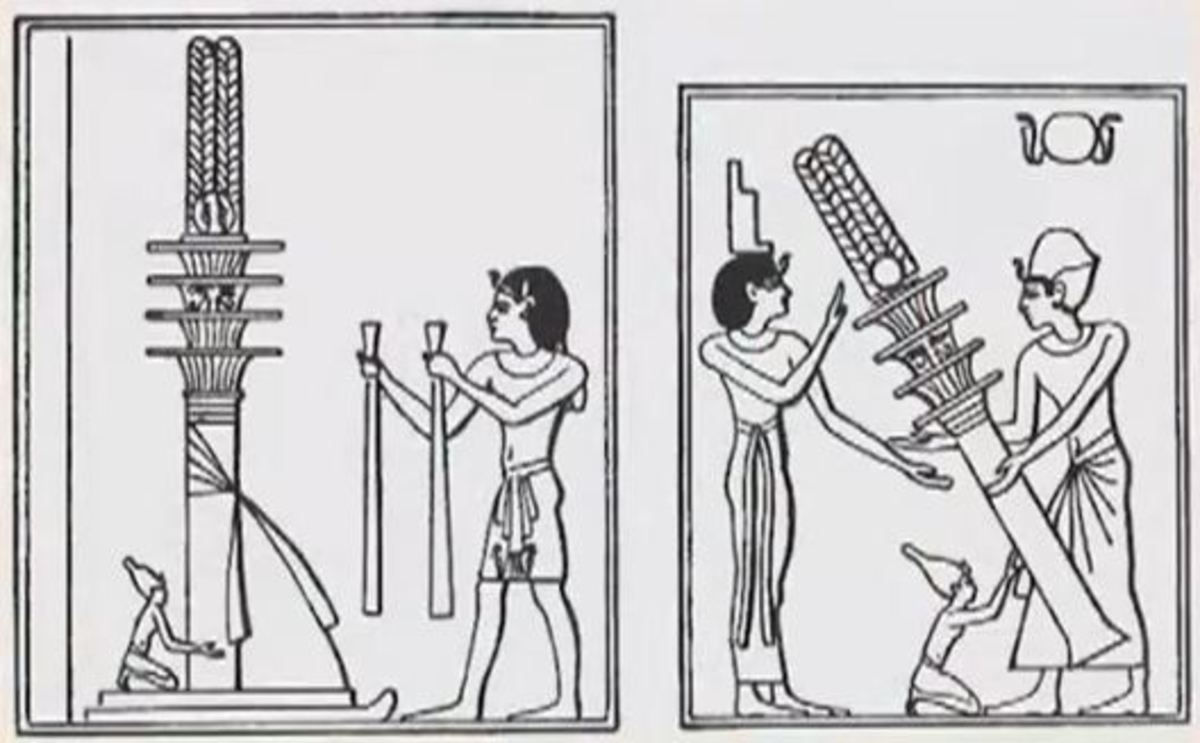 Ancient Egyptian cell phones?