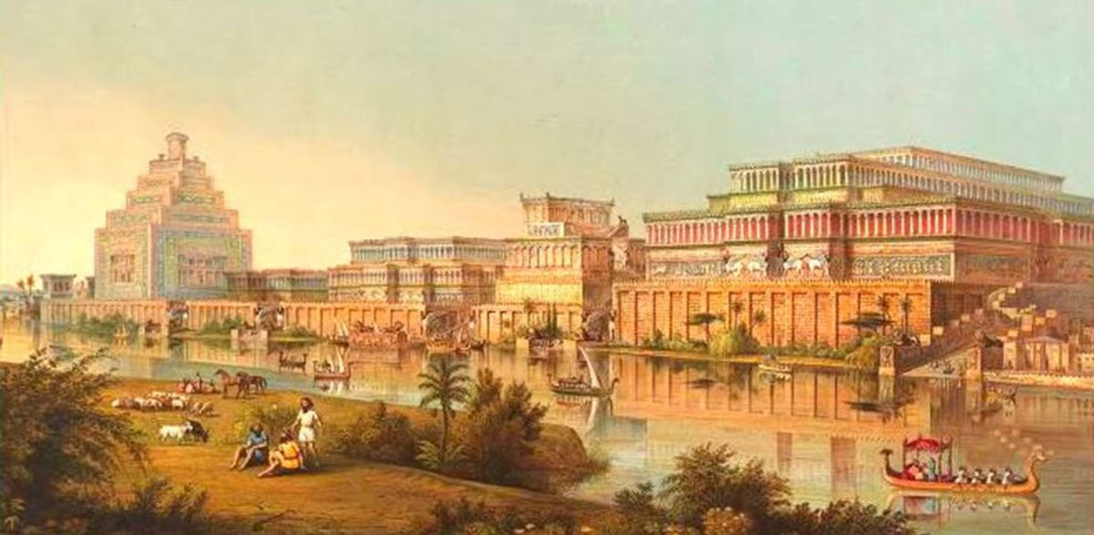 Assyrian City