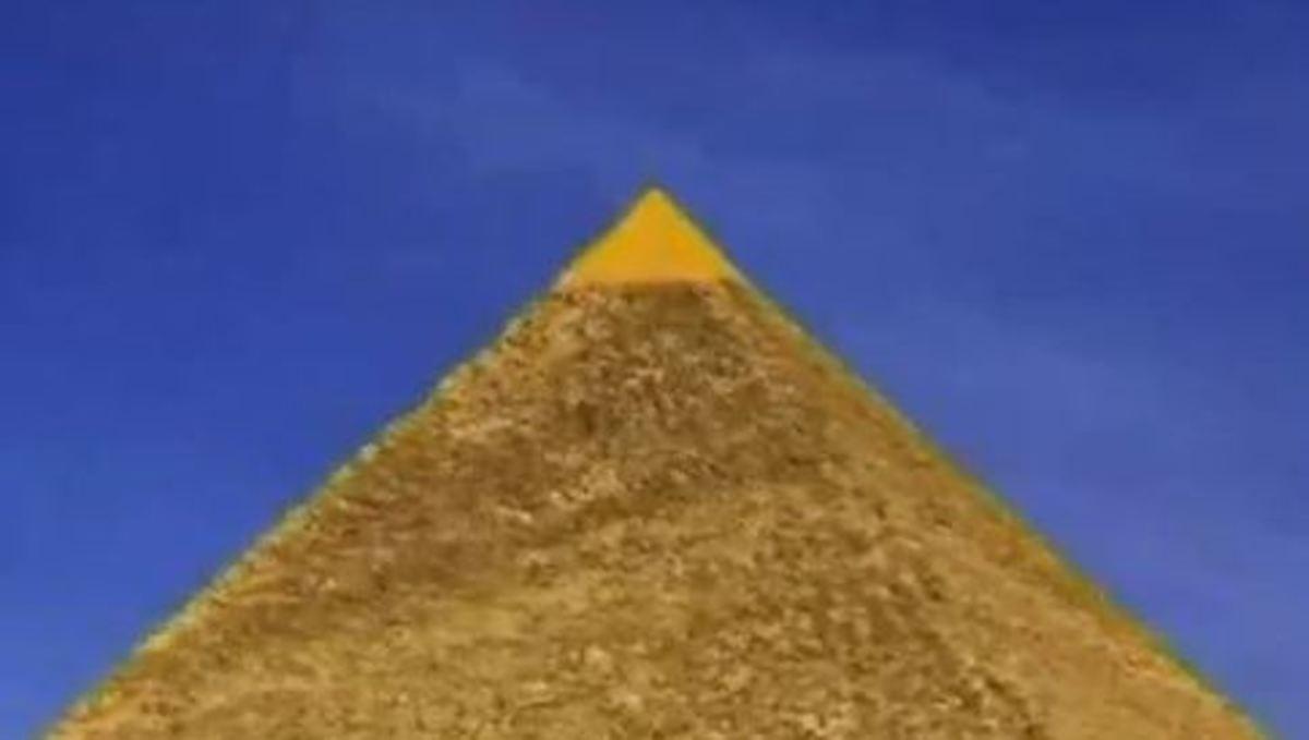 gold capstone
