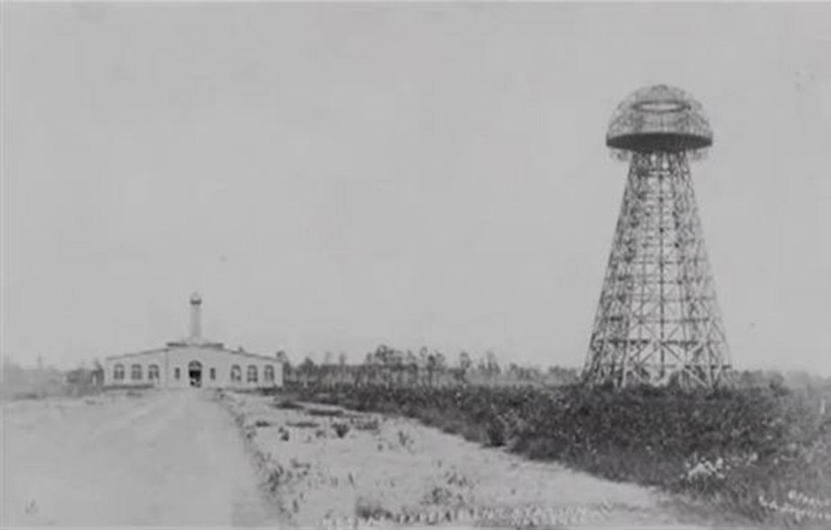 Wardenclyffe Tower facility