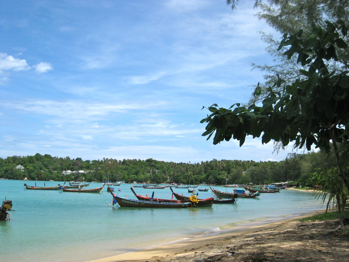 Top Things to Do when Visiting in Phuket Thailand