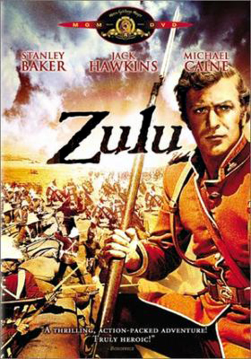 Film Review - Zulu (1964)