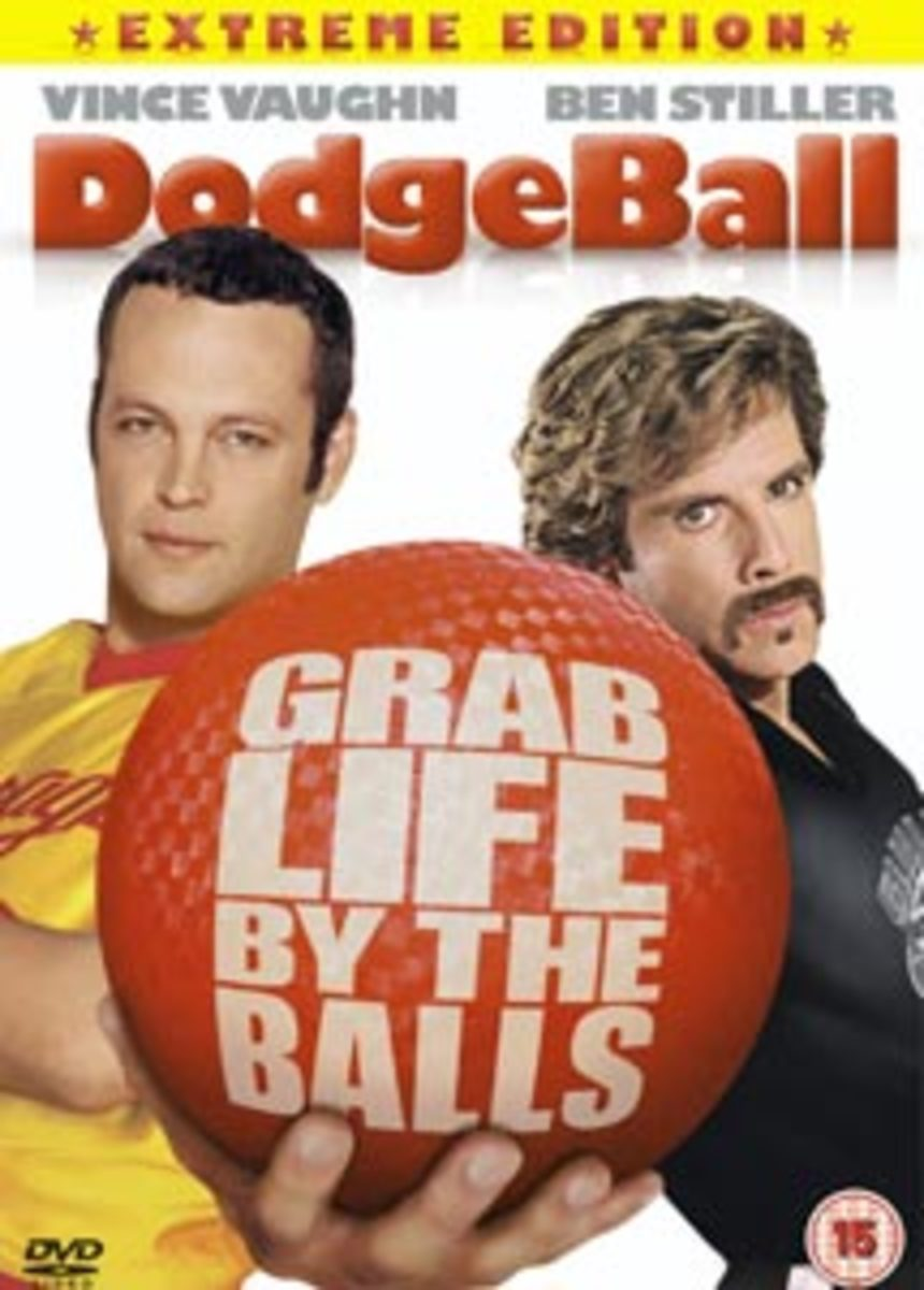 Variations of Dodgeball Games