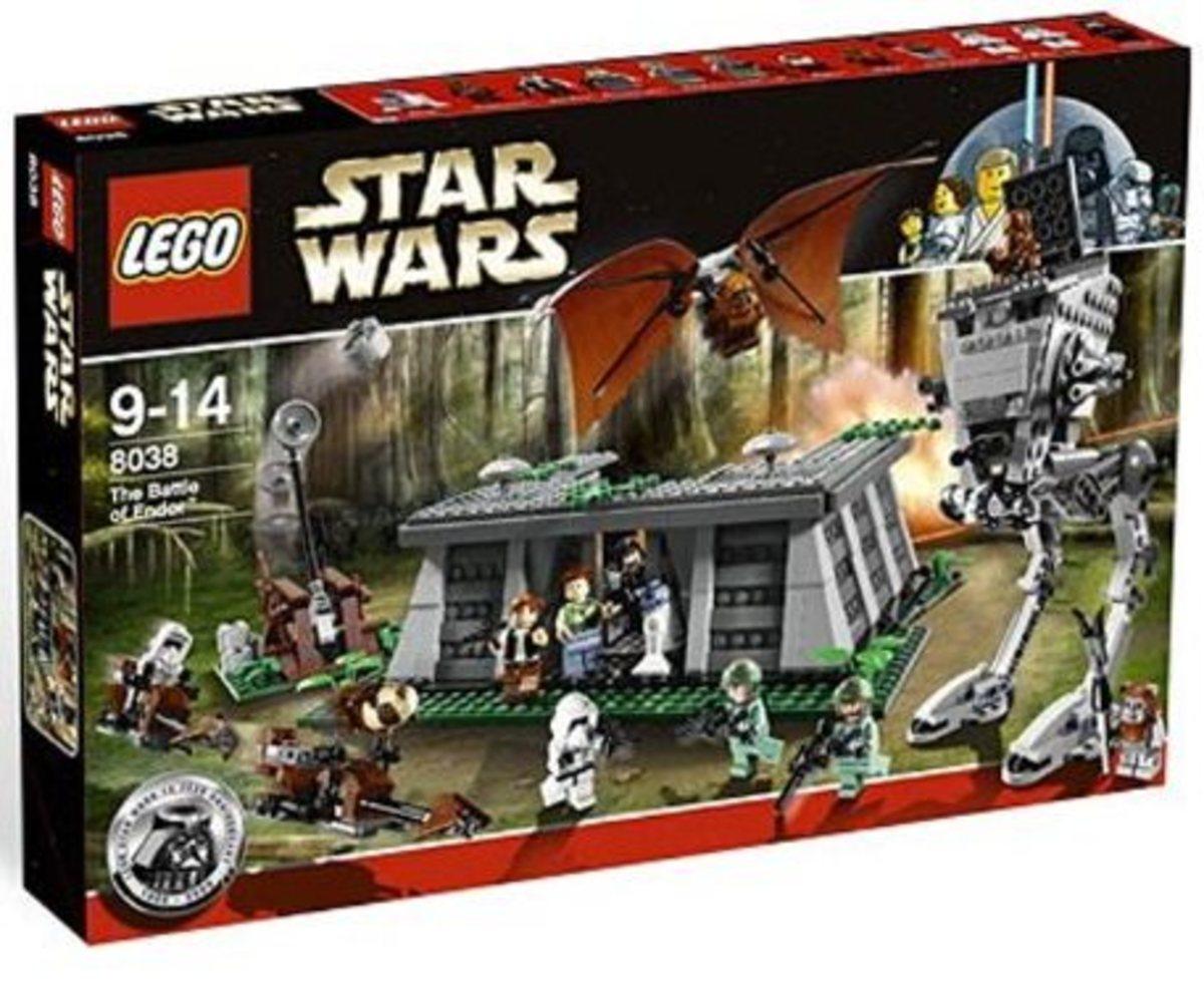 LEGO Star Wars The Battle of Endor Set 8038