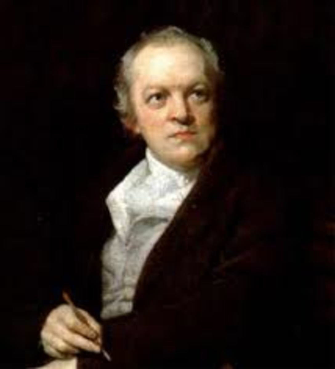 William Blake's Questions - A review and analysis of