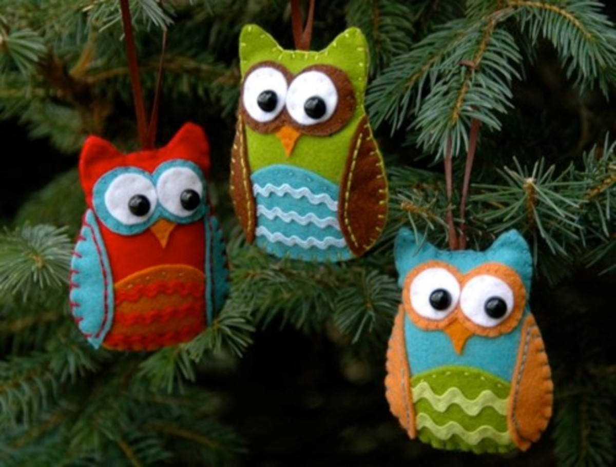 45 Fun And Easy Felt Craft Ideas Hubpages