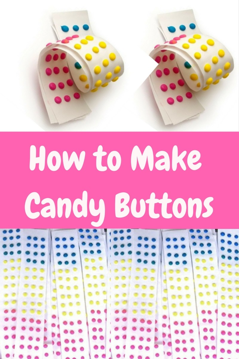 How to Make Candy Buttons