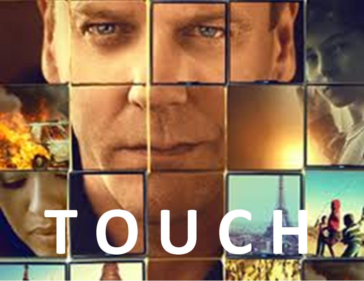 Touch - Many connections form the bigger picture