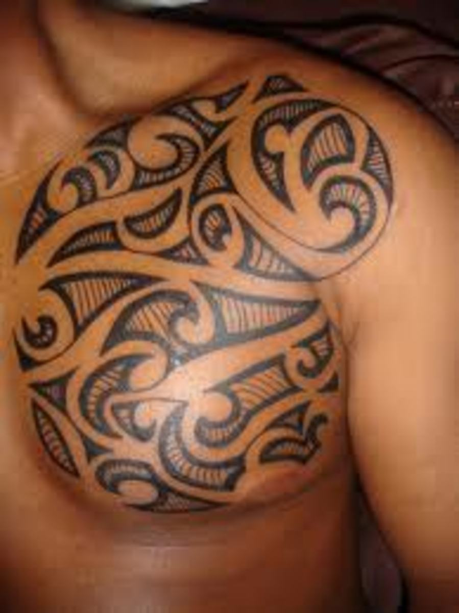 Maori tattoos and meanings maori history and tattoo designs for Maori tattoo meanings