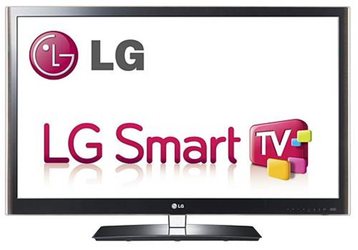 LG firmware updates add functionality and optimize performance.