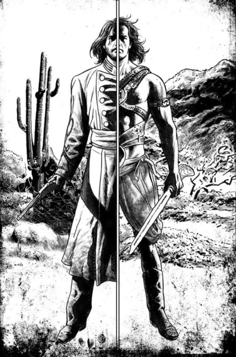 John Carter: Marvel Comic Art