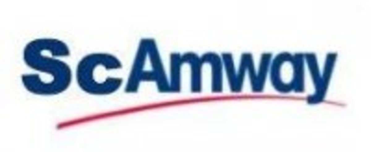 The Amway Scam- Don't Fall For It!