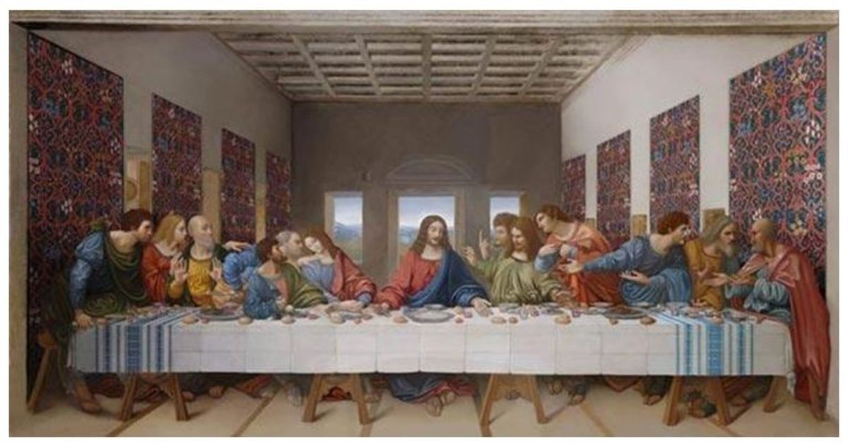 The Divine Message of Leonardo Da Vinci Masterpieces: The Last Supper and John the Baptist!
