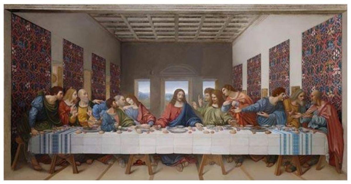 The Divine Message of Leonardo Da Vinci Masterpieces: The
