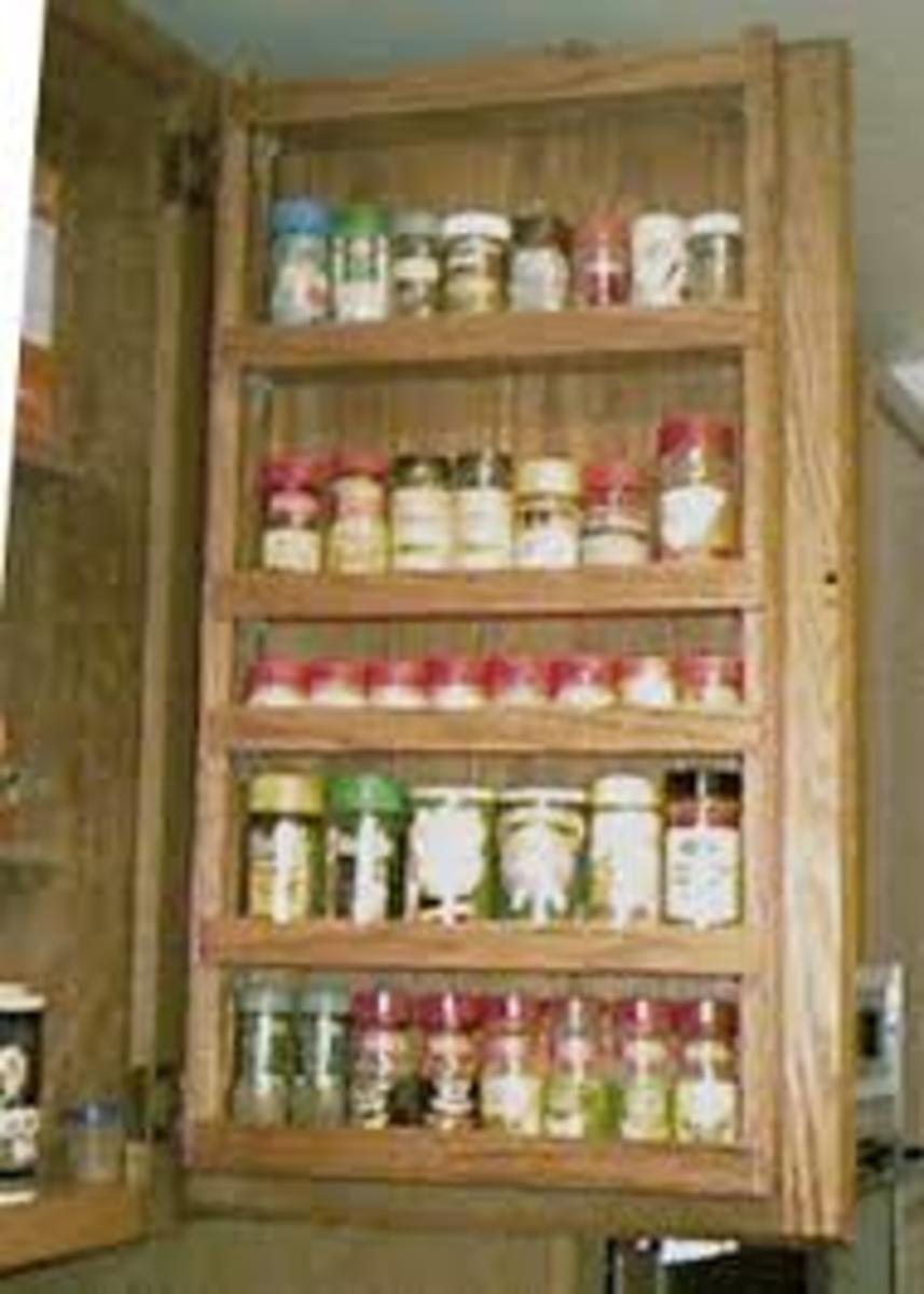 Your Kitchen Cupboard Has Many Wonderful Herbs And Spices Which Can Be Used For Poultices