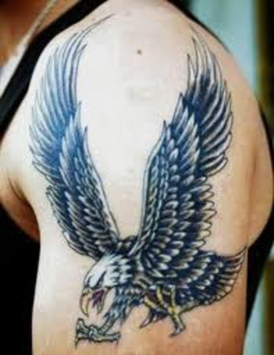 Bald Eagle Tattoos And Meanings Bald Eagle Tattoo Designs And Ideas
