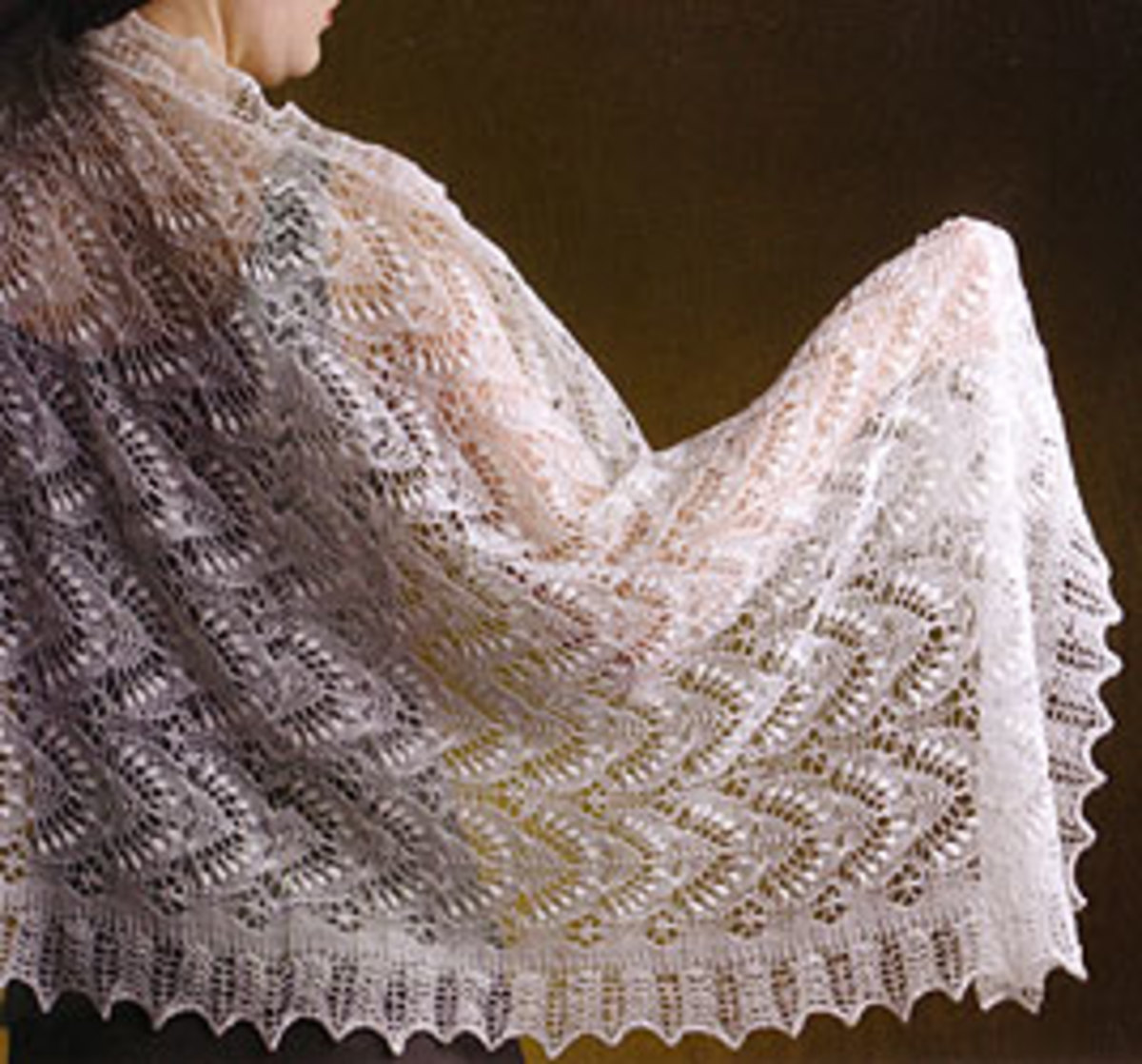 Lace Knitting Free Online Patterns | Knitted Lace With Instructions