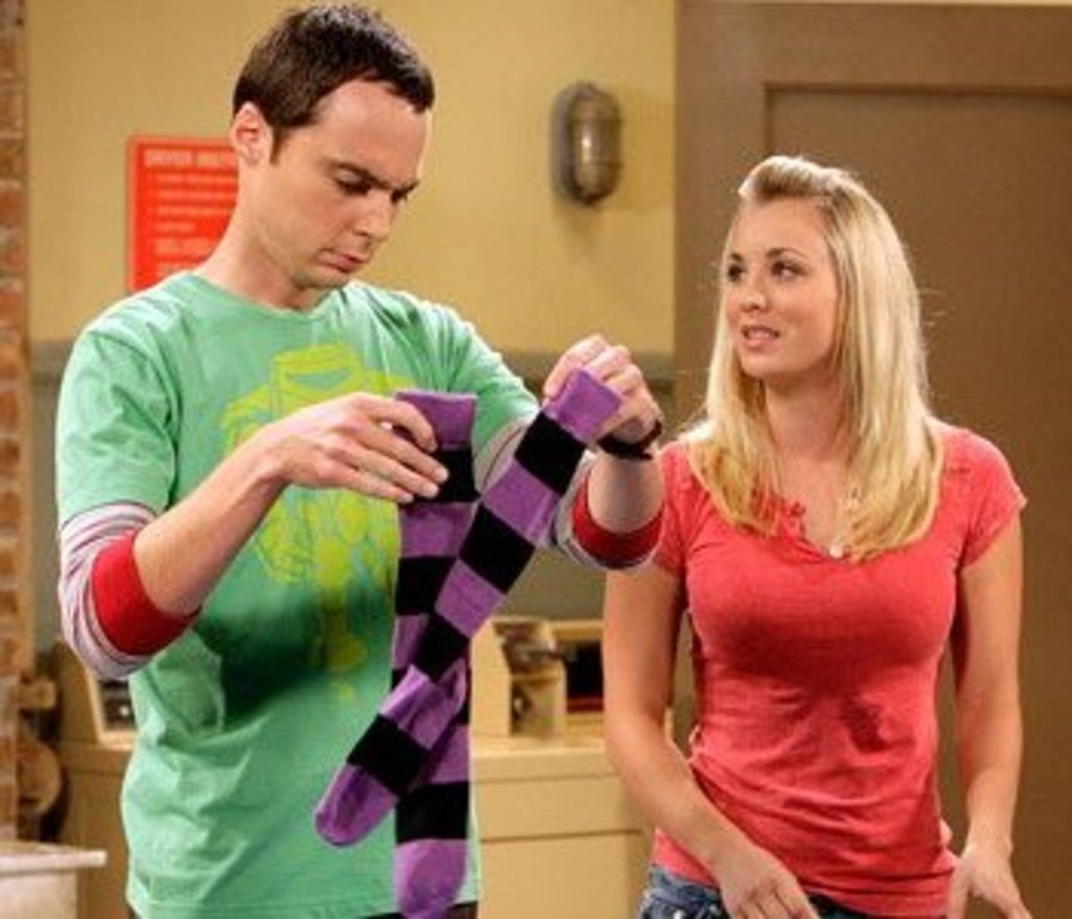 We just can't get enough of Sheldon and Penny, can we?