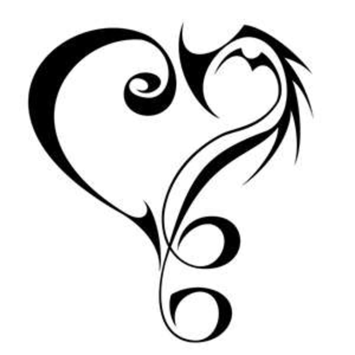 Infinity Love Tattoos