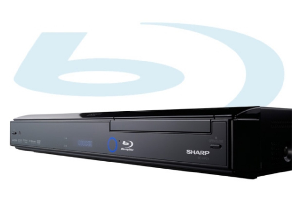 Updating the firmware on your Sharp Blu-ray player can improve your player's performance and fix some problems.