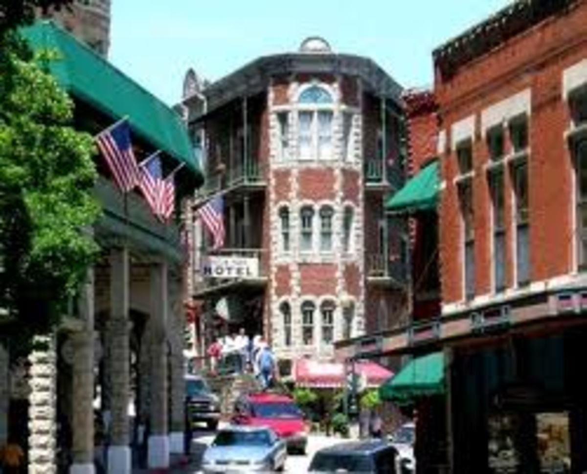 Eureka Springs, Arkansas: A Romantic Getaway