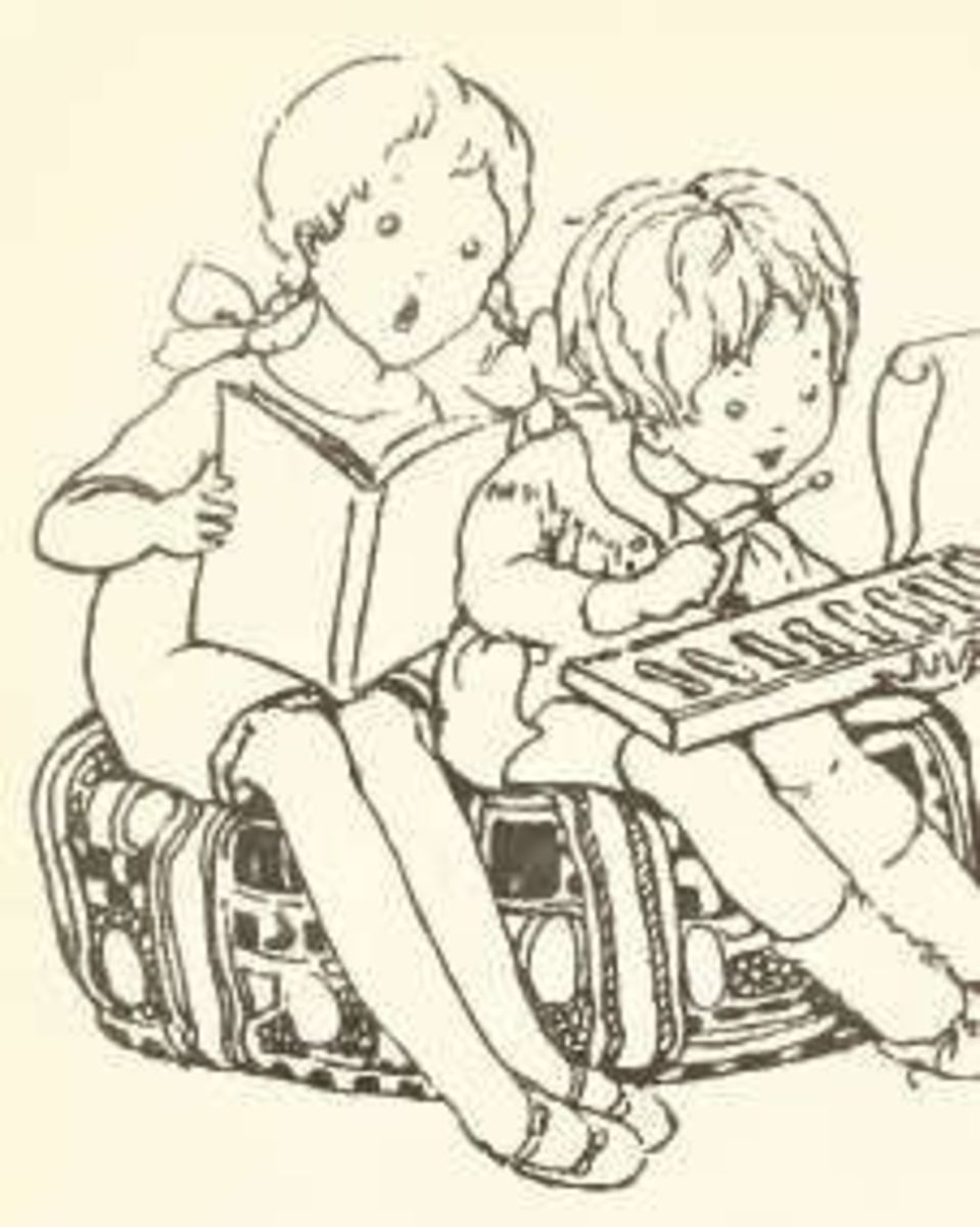 Reading to a child is one of best ways for bonding