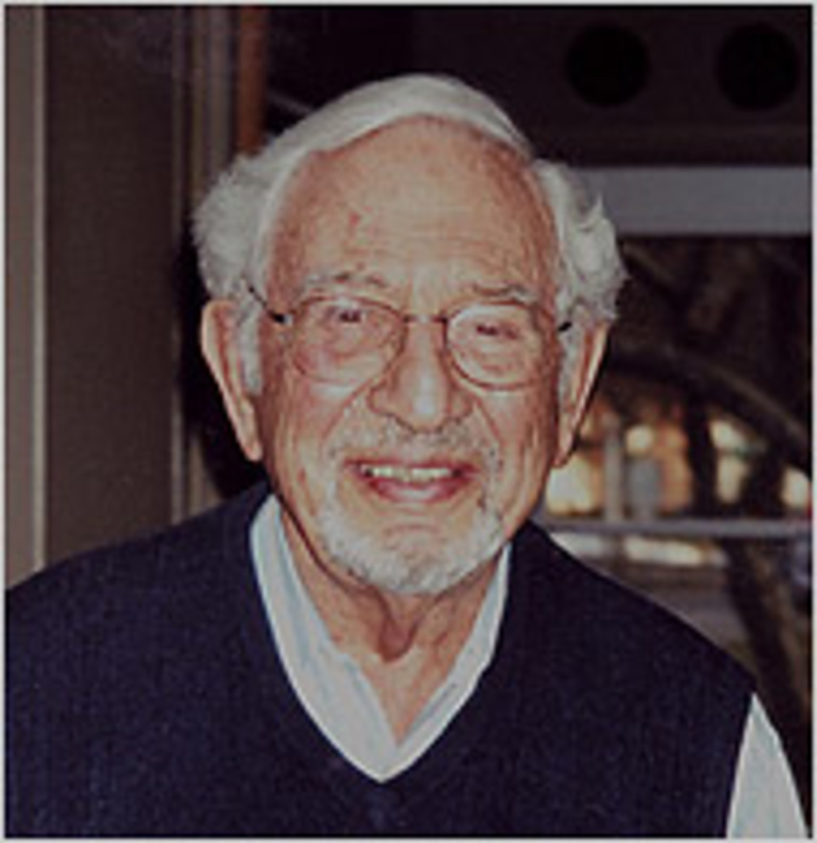 Dr. Galston died in 1988