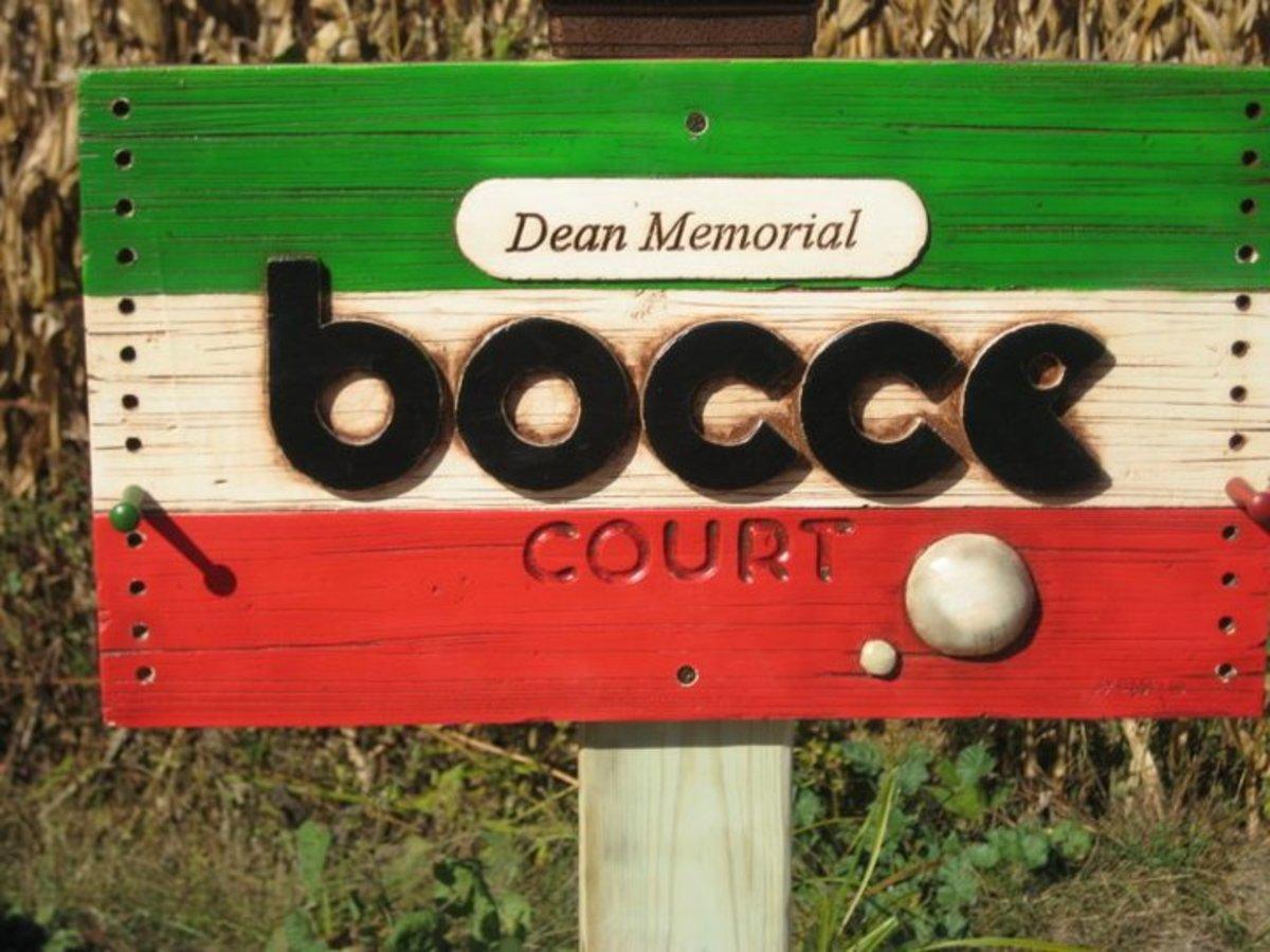 Play Bocce!
