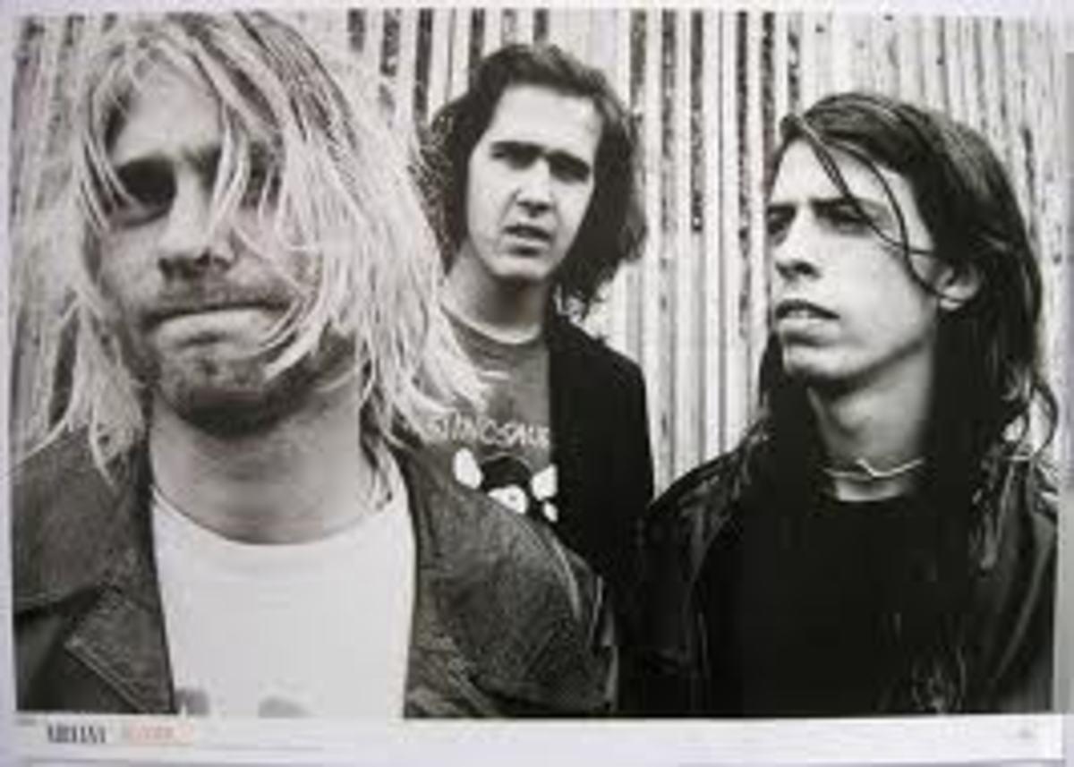 Cobain, Novoselic, Grohl