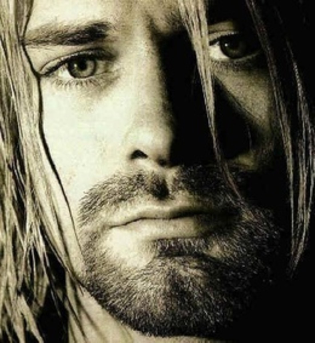 """It's Better to Burn Out Than Fade Away""-- the Kurt Cobain Story"