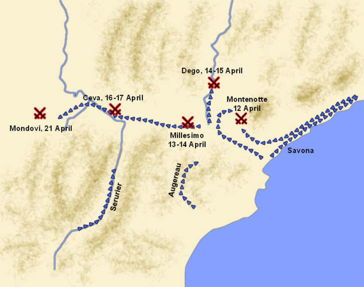 Napoleon: The Italian Campaign- Napoleon's First War