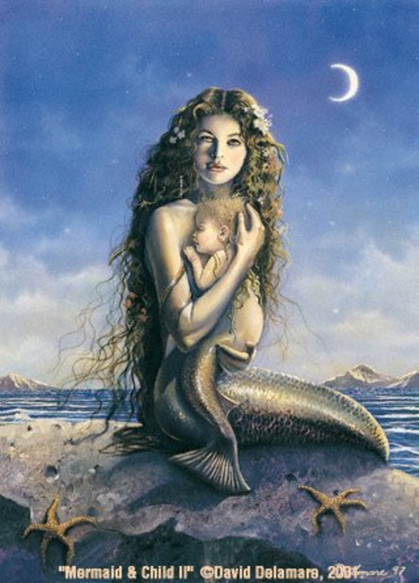Mermaids and Aquatic Apes