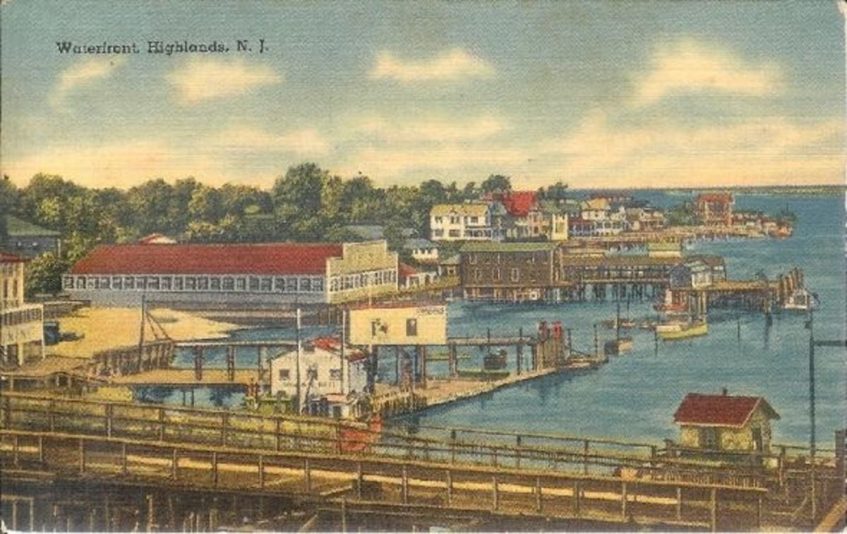 Waterfront-Highlands-New-Jersey-1944