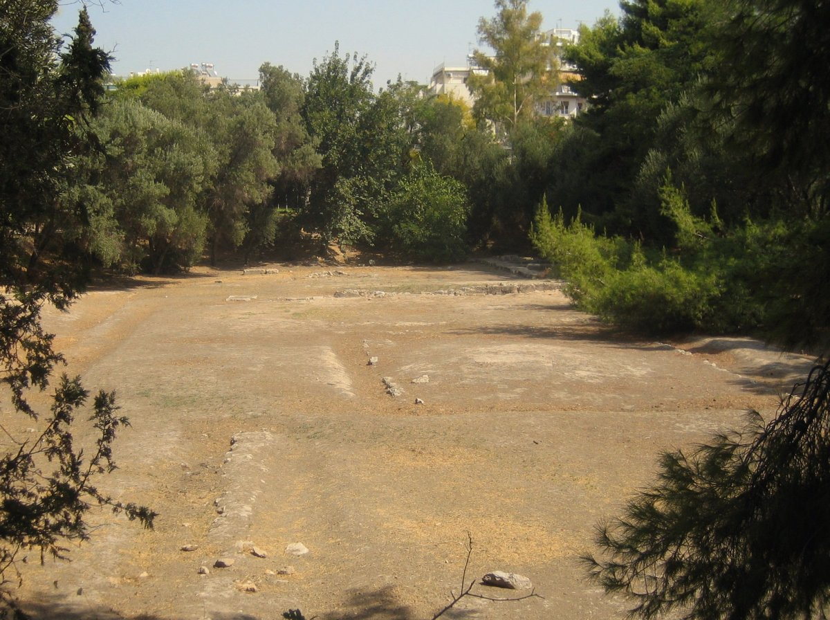 Another view of the site