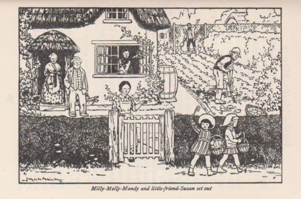 Milly Molly Mandy's Family
